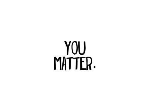 you matter care
