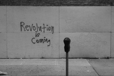 revolution is coming