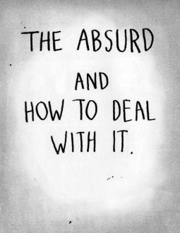 absurd and how to deal with it