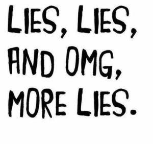 lies we tell lots