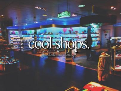 shopping cool barcelona