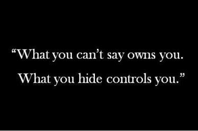 secret own control hide