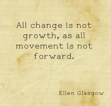 change movement progress