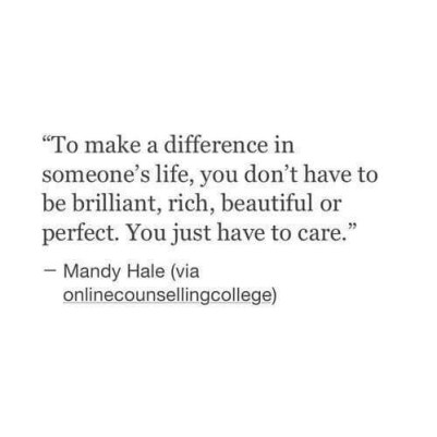 make a difference care