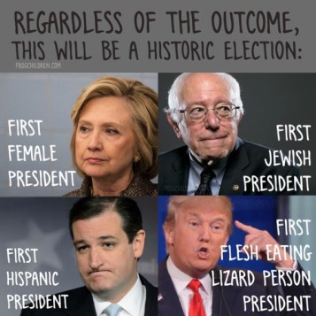 historic president outcome trump