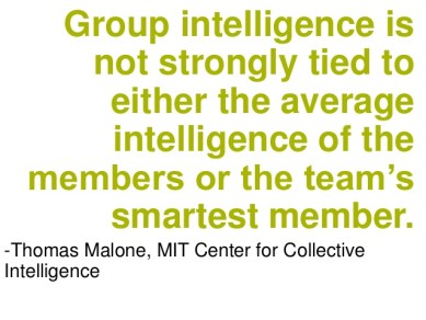 intelligence group total