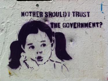trust the government society young