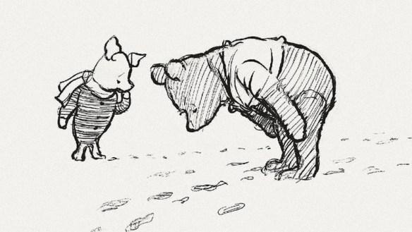 pooh paws truth seek