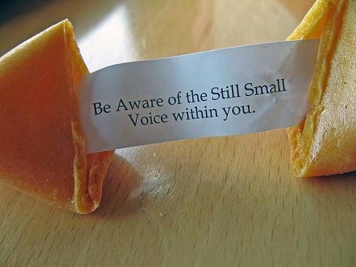 spirit within still quiet voice