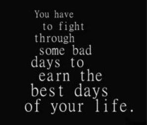push-through-bad-days