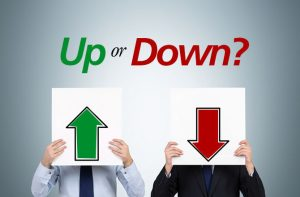shift up or down