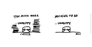 organizational exhaustion balancing work