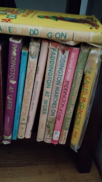 paddington collection books