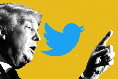 trump tweet mouth loser