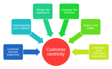 customer centric model