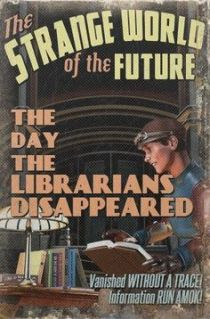 the day the librarians disappeared