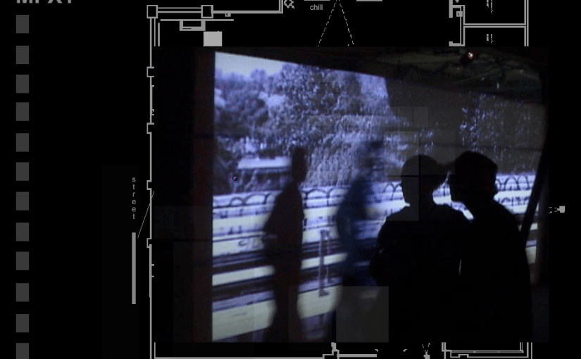 MFX1, Chicago interactive club, 2001