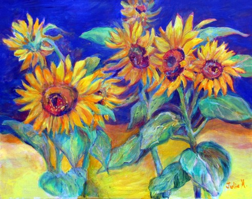 Sunny Dance - Julie Heinrichs