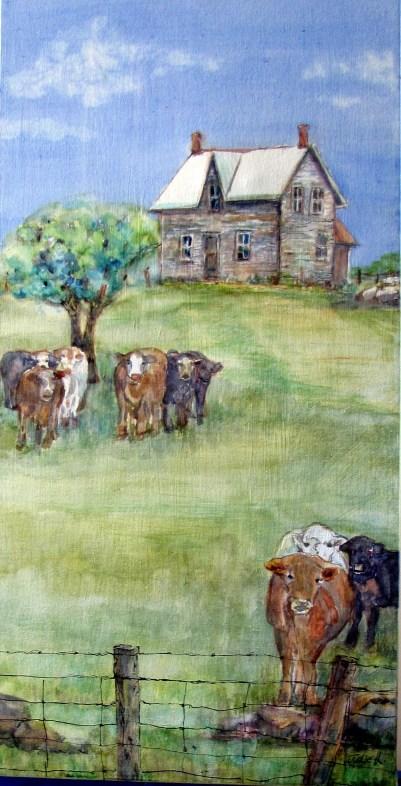 The Homesteaders - Julie Heinrichs