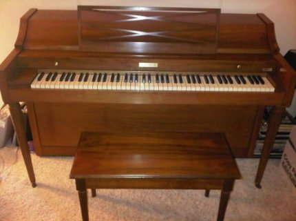 1968 Baldwin Acrosonic Spinet