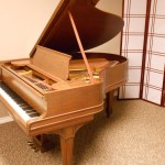 Steinway O Mahogany Grand Baby Grand For Sale