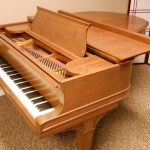 Steinway O Mahogany Grand For Sale On Sale Oklahoma