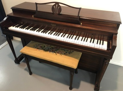 Poole Spinet