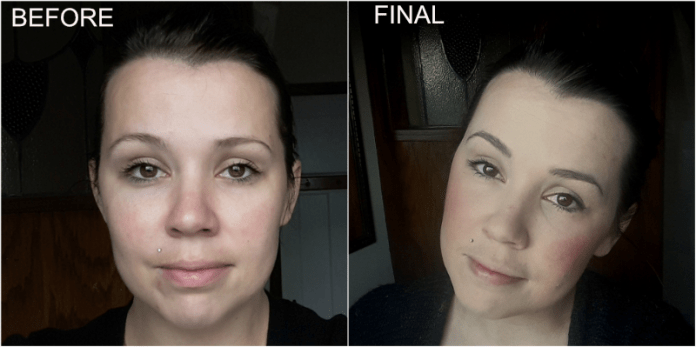 What Is It Like to Have A Microblading Touch Up + Giveaway 4