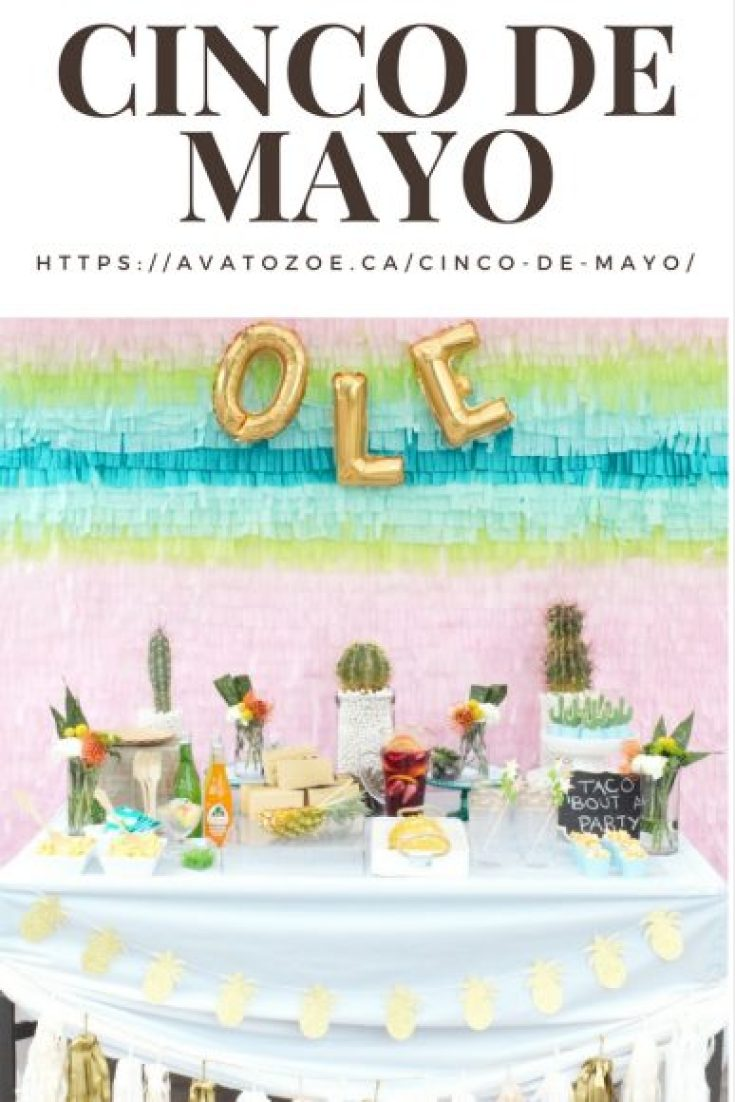 A Little Spring Time Cinco De Mayo Party Inspiration! 18