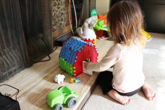 Little Tykes Waffle Blocks- If You Build It They Will Come! {Giveaway} 4