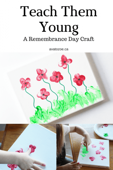 A Remembrance Day Craft!