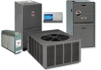 Ruud Air Conditioners and Heating Systems