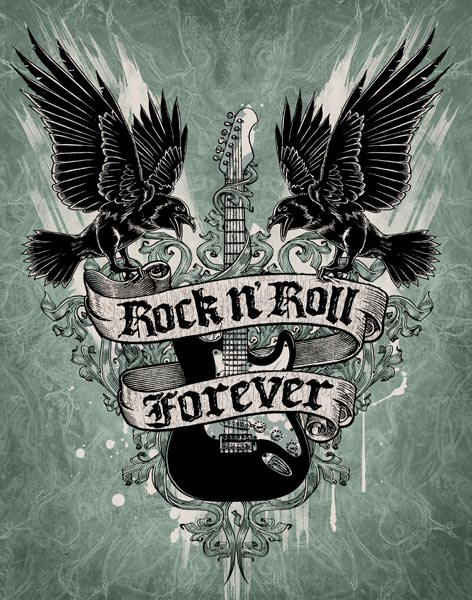 Rock N Roll The Cure For What Ails You And The Key To