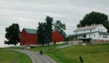 Barn Amish Country Ohio