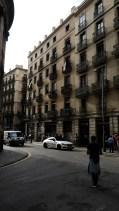 Shooting in Correos, Barcelona