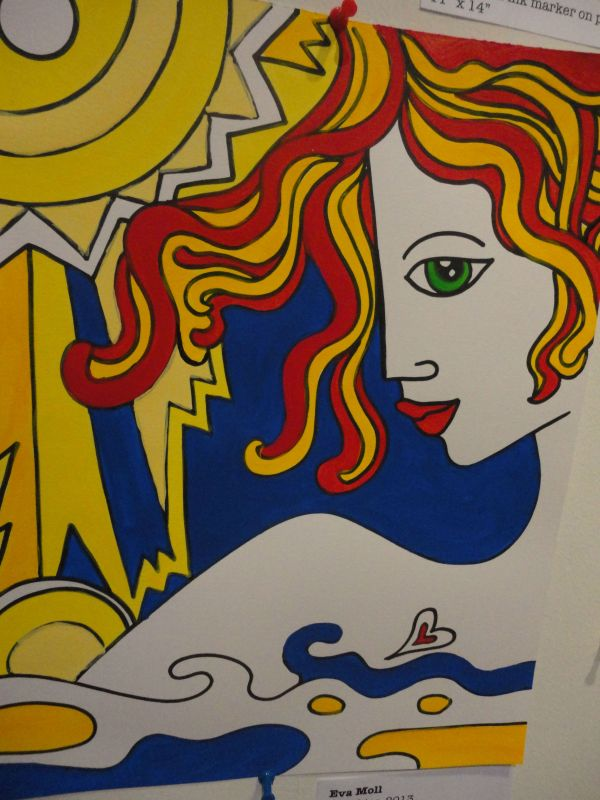 Peter Max Yellow Submarine Art