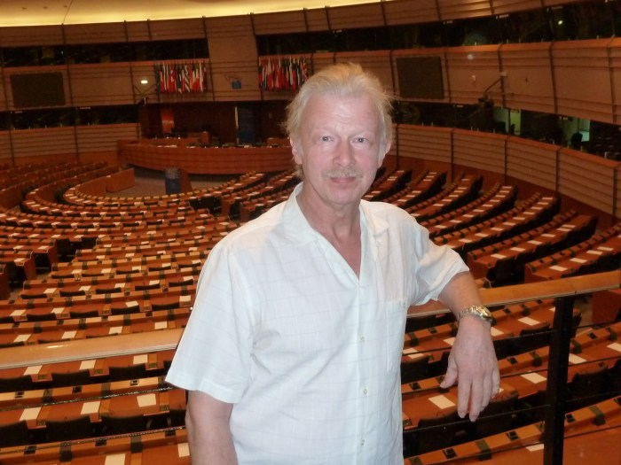 EU Parliamentary Debating Chamber 2011-03-17