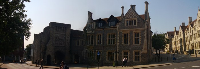 One of the hundreds of County Council buildings situated all over Hampshire