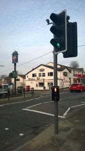 New Puffin pedestrian crossing