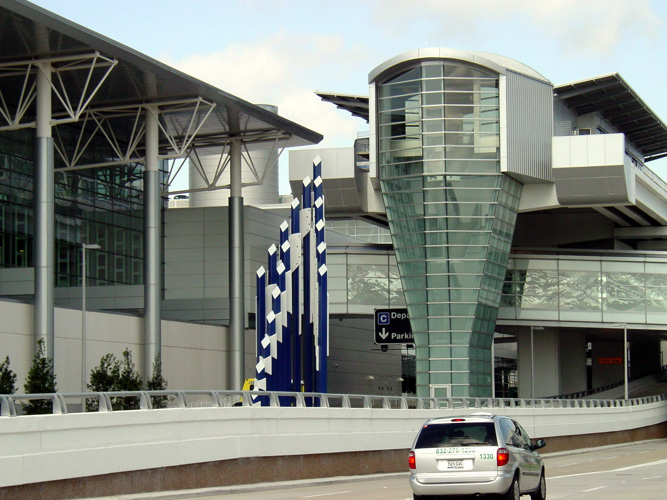 Bush International Airport FIS Building DSC01132