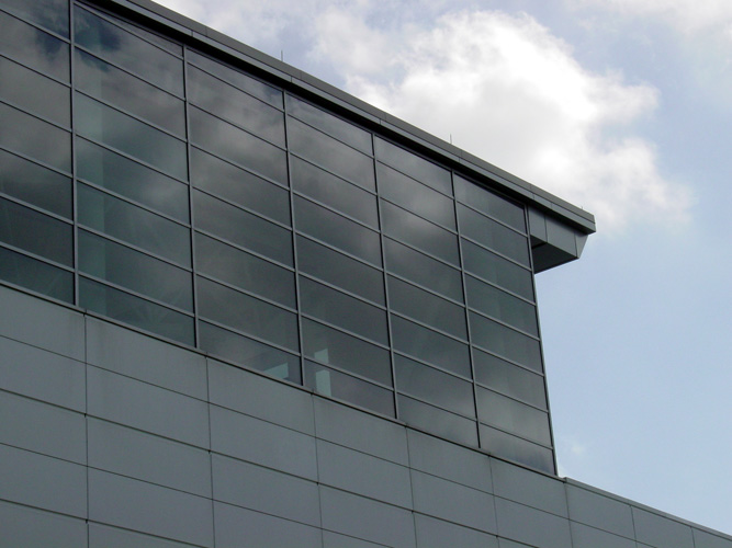 Bush International Airport FIS Building DSC01135