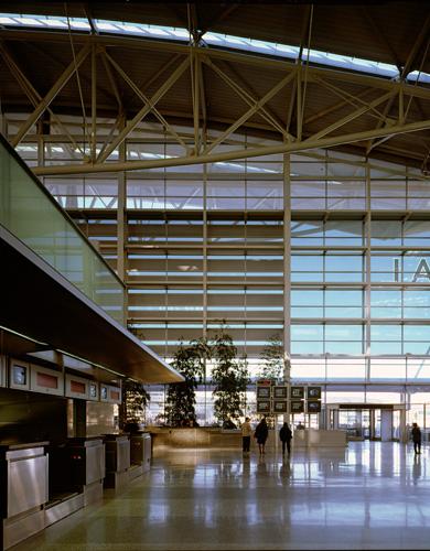 San Francisco Airport International Terminal SFIA_0004
