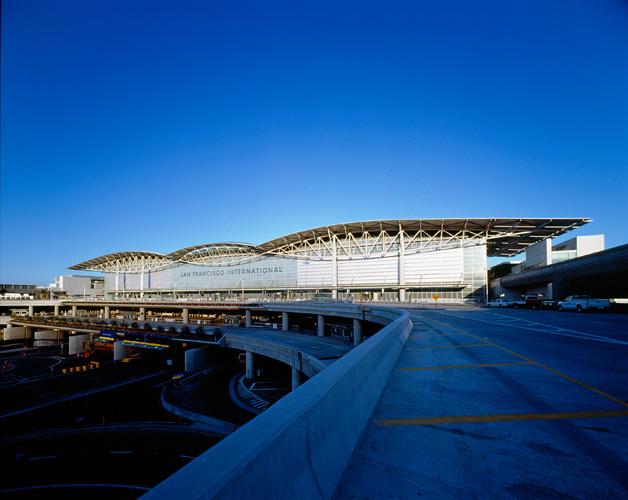 San Francisco Airport International Terminal SFIA_0005