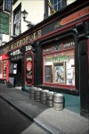 Classic pubs are everywhere.