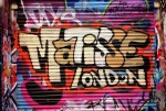 Graffiti Tunnel – London