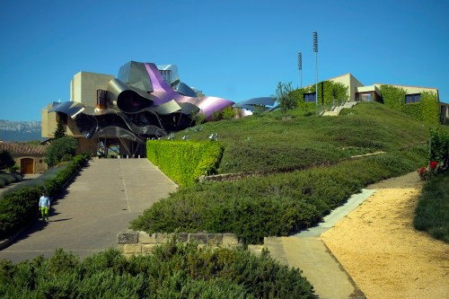 Marques de Riscal Winery and Restaurant
