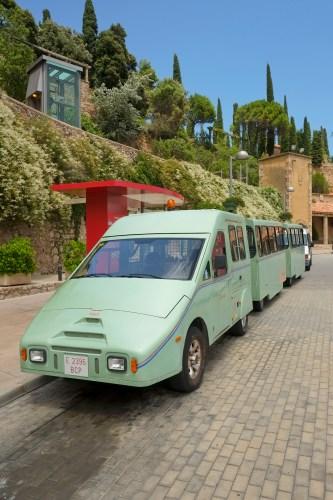 Trollys in Montserrat