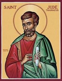 Saint Jude - The Patron Saint Of Lost Causes