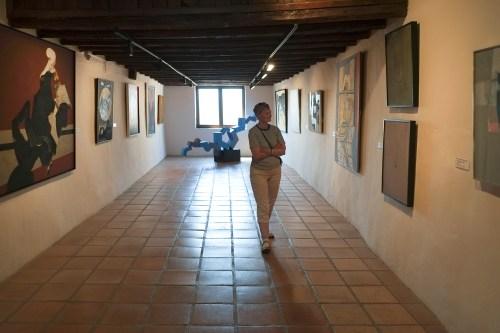 Museu d'Art Contemporani de Vilafamés