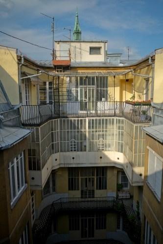 Top floor.